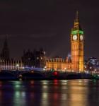 Letenky do Anglie - Londýn